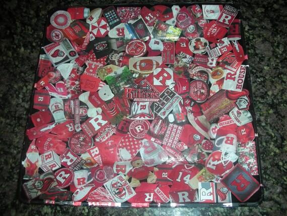 Rutgers Plate