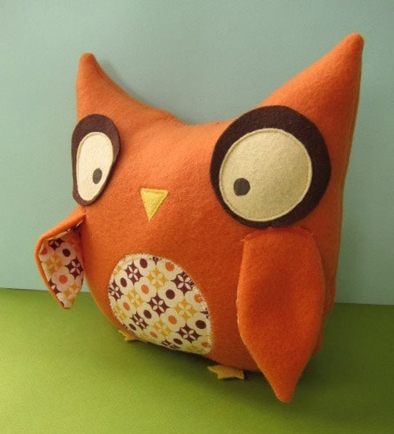 Morton the Owl