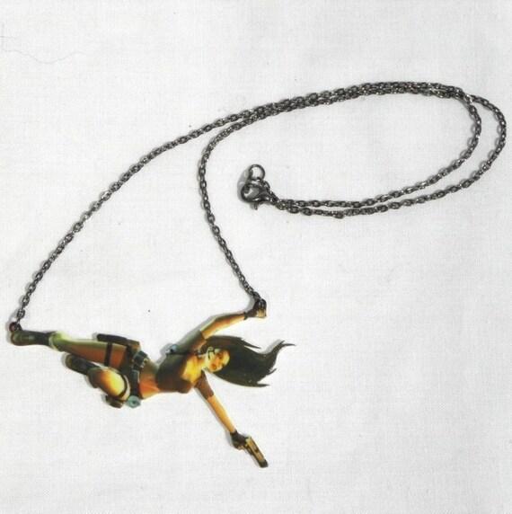 LARA CROFT Tomb Raider Necklace