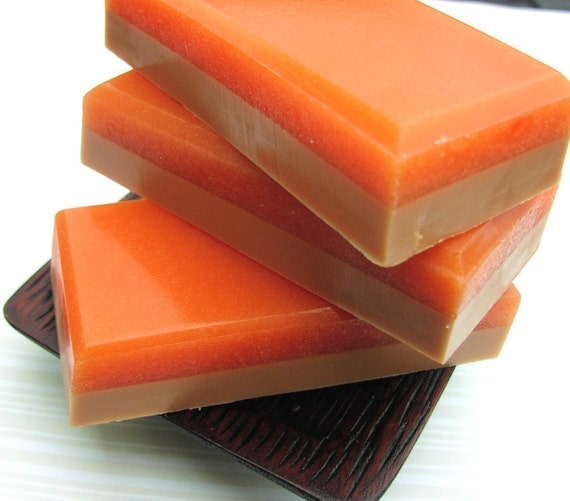 Pumpkin Pie Sugar Soap