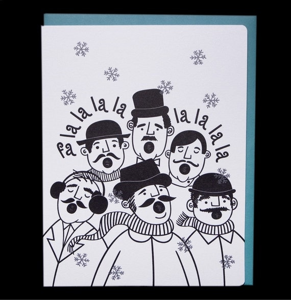 Carolers / 060 / holiday