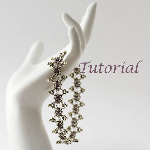 Designing Spiral Seed Bead Patterns