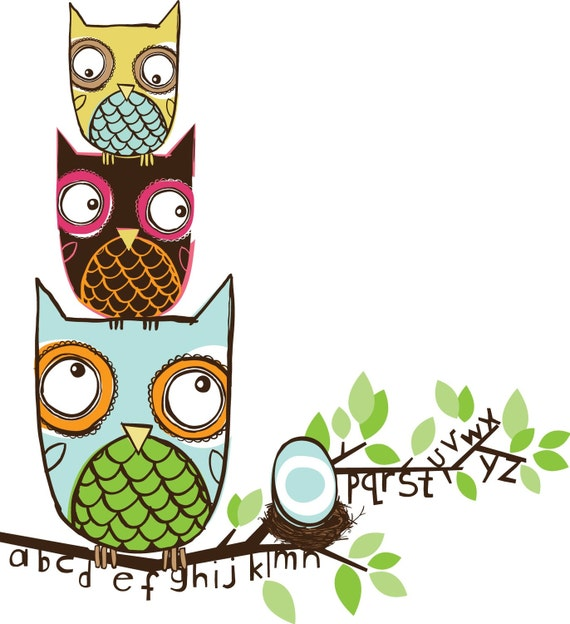 O is for Owlabet