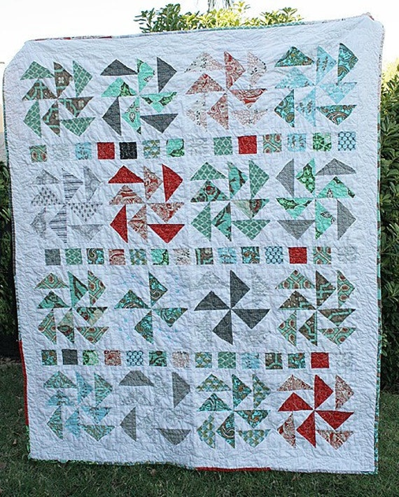 Gaggle of Geese PDF Quilt Pattern
