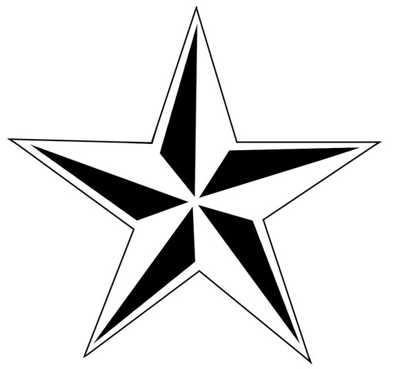 nautical star From PictoonCards
