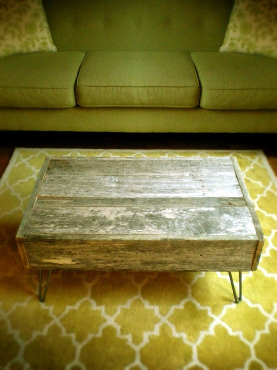 Barnwood Coffee Table -- Custom Sizes Available