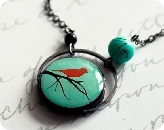 Tree Crown necklace - Free Worldwide shipping and Gift Wrapping
