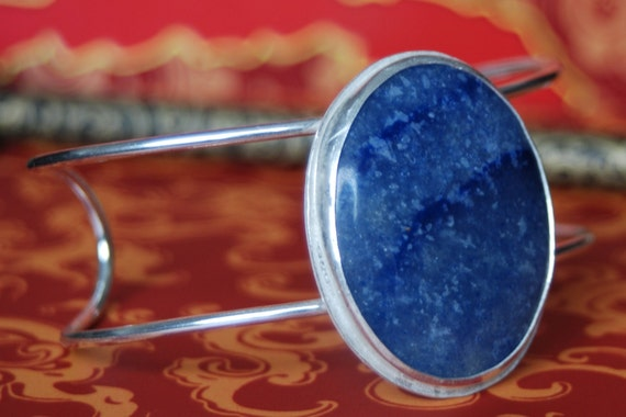 Blue Eye of The Storm Bracelet FREE SHIP USA