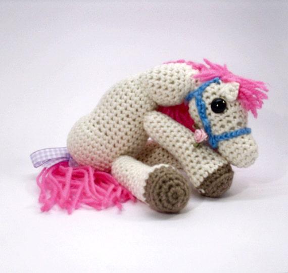 Amigurumi Horse Toy