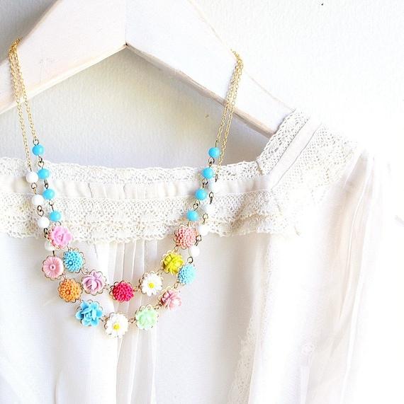 Chelsea Garden Necklace