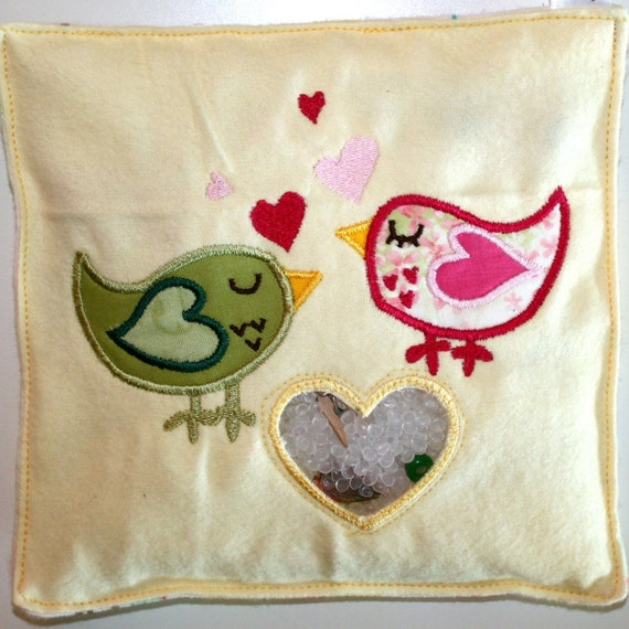 Love Birds - I Spy Bag