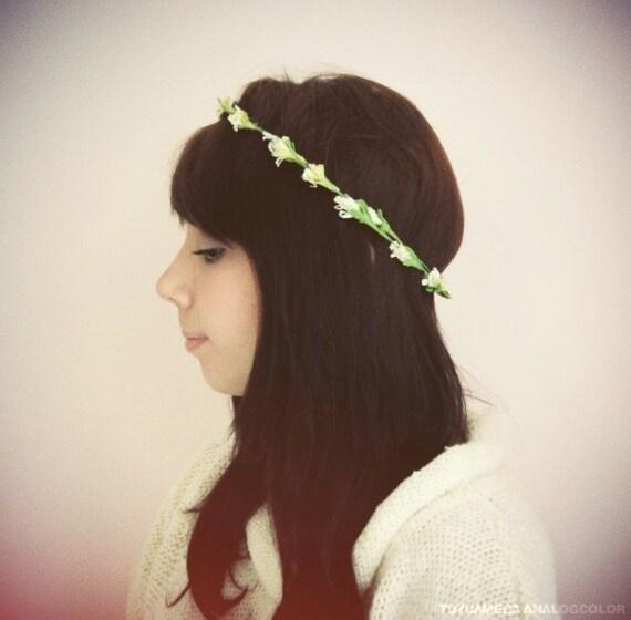 Flower Garden Crown