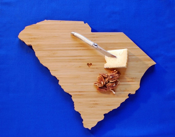 South Carolina Plyboo Cutting Board