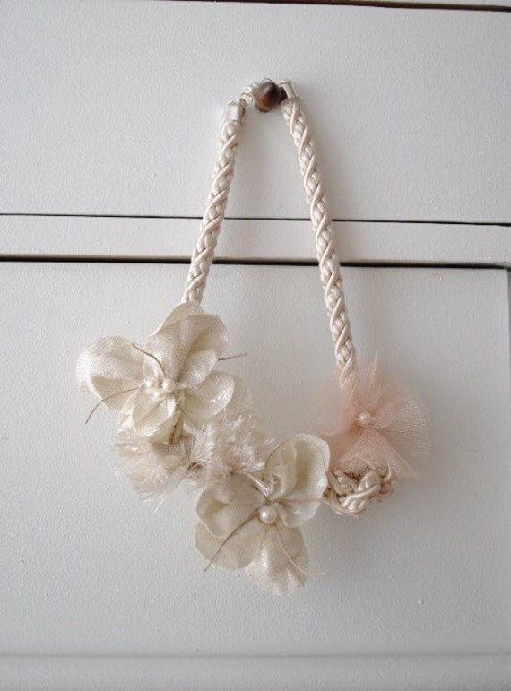 B. Poetic Aspiring Petals Necklace