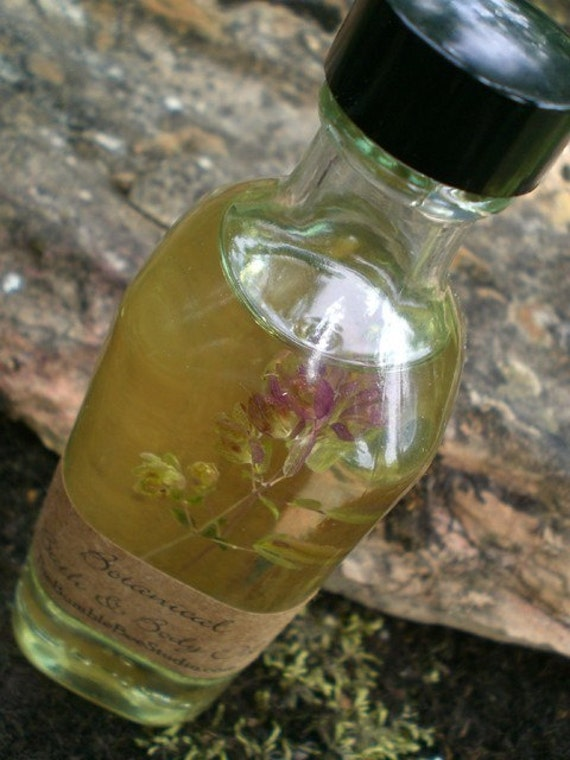 Sensual Botanical Body Oil