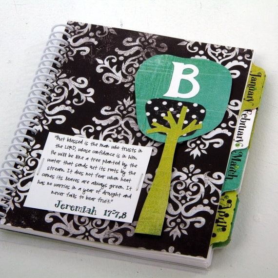 BEVIN Design - Small Personalized Planner