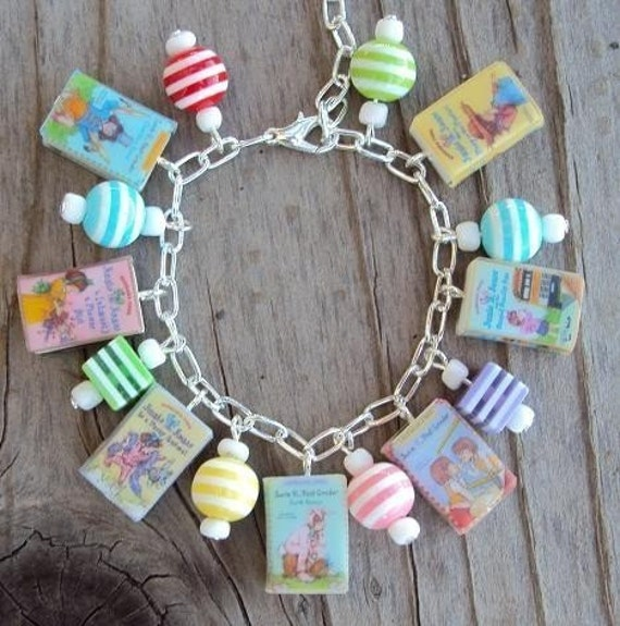 JunieB's Books Charm Bracelet Boutique DillyDally KIDS Size