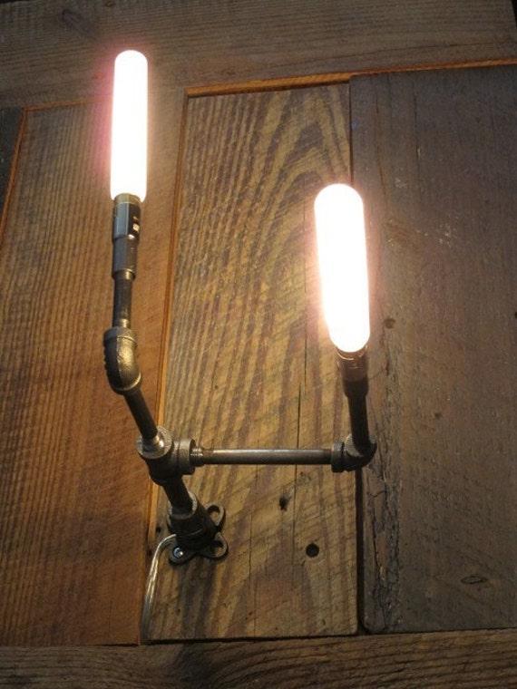 Photo ny for Diy pipe lamp