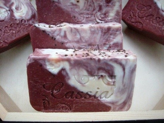 Cranberry Fig Cold Processed Luxe Artisan Soap