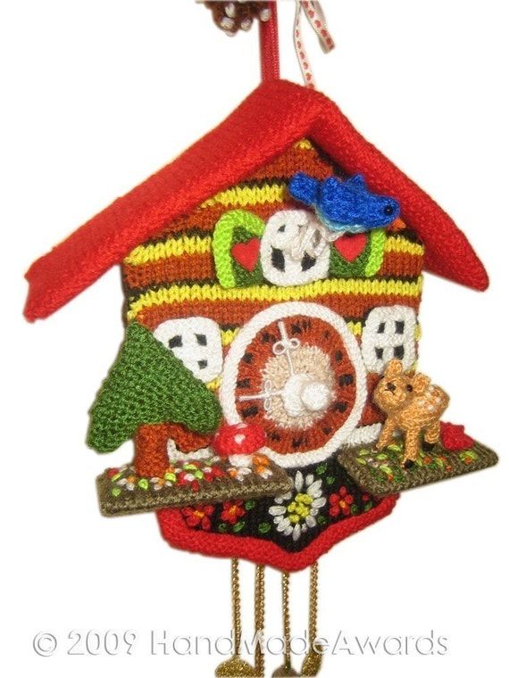 THE CUCKOO CLOCK PDF Email KNIT PATTERN