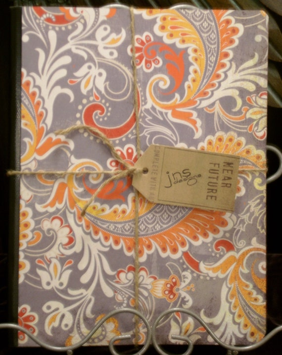 Splash of Orange Journal