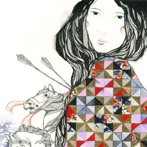Black Stars - Print