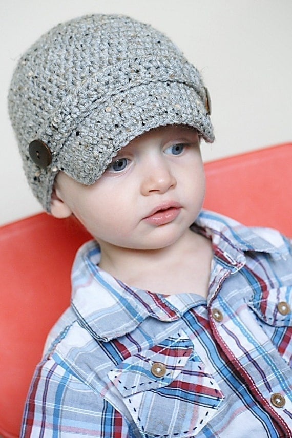 Free Crochet Hat Pattern For 6 Year Old : 2 year old boy hat ideas. - BabyCenter