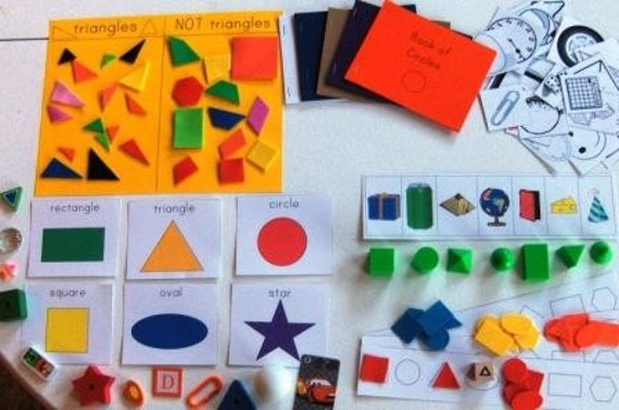 The Shapes Kit