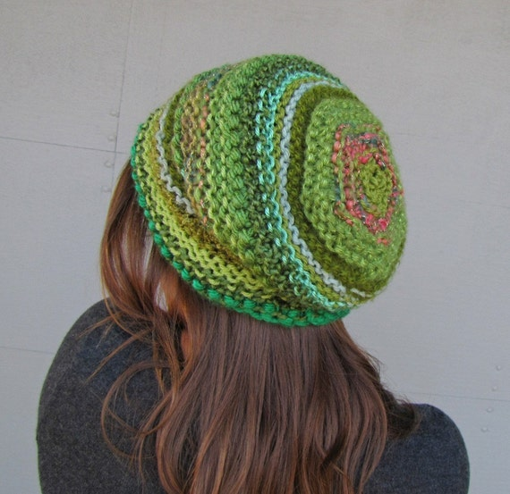 My Favorite Hat - Green in every shade