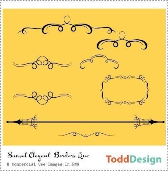 wedding invitation clip art borders. Clip Art for wedding