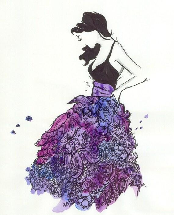 Valentino Illustrations Pinterest Valentino Dress
