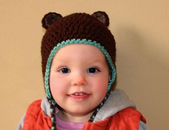 Fuzzy Wuzzy Was a Bear Beanie