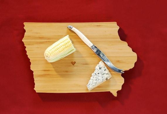 Iowa Plyboo Cutting Board