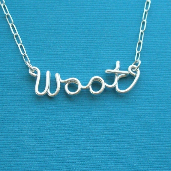 W00t necklace