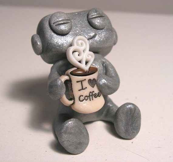 I love Coffee Robot
