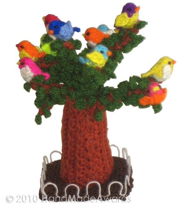 MY TREE Pdf EMAIL Knit PATTERN