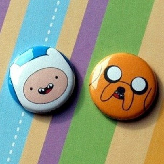 Adventure Time pins Pande