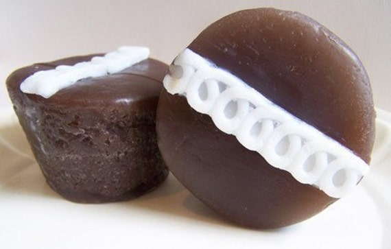 Chocolate Cupcake Soap