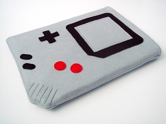 Gameboy iPad cover