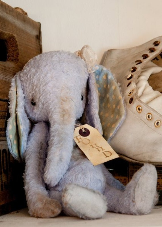 Lilac Elephant Needs a Home ...