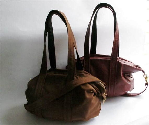 SALE Finders Keepers Jessica fw10/11 - brown leather