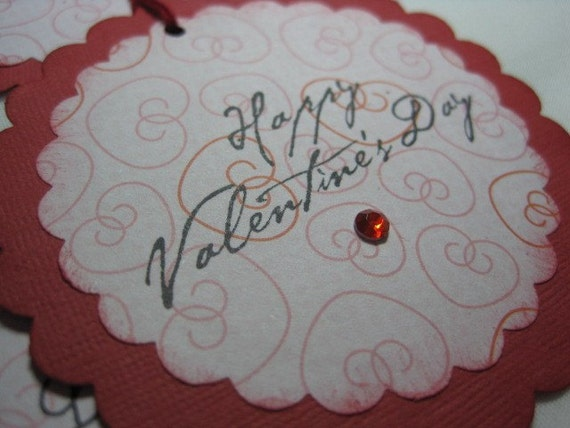 homemade valentine gifts- step 6a. b) Or you can add any other decorative