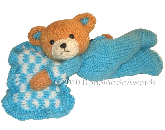 Happy Dreams PDF Email Knit Pattern