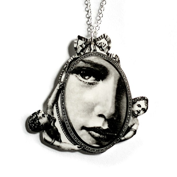 Through the Looking Glass Necklace