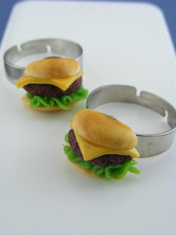 Чизбургер кольцо