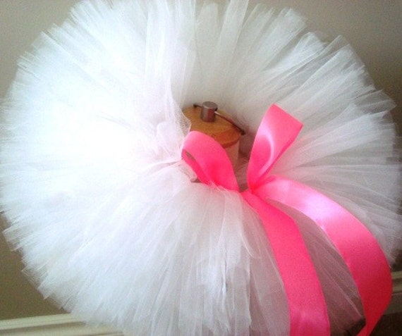 Tea Party Standard Tutu Size 2T to 4T - More Sizes and Colors Available