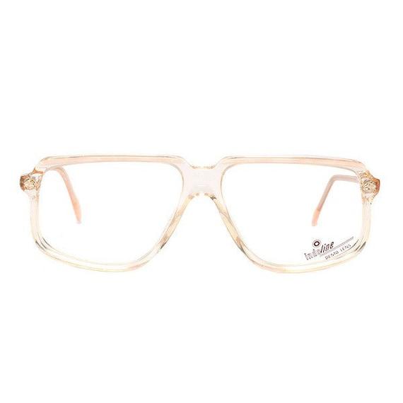 Sand Vintage Eyeglasses