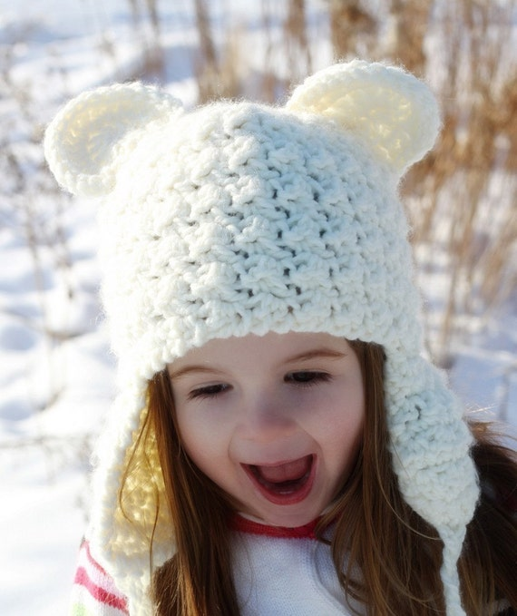 Crochet Patterns Free Childrens Hats : CROCHET HAT PATTERNS FOR KIDS Free Patterns