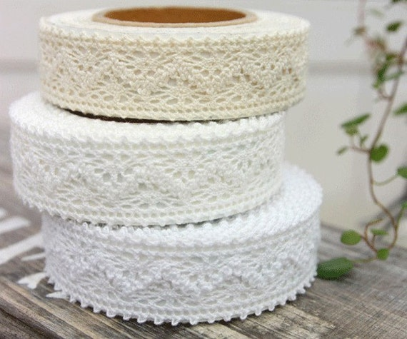 lace deco tape, G34684 - 3 colors choose ONE color