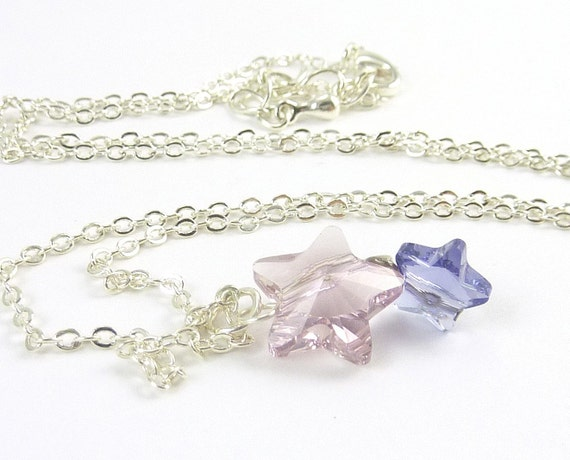 Sparkly Necklaces